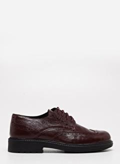 F By Fabrika Fabrika Sentetik Ve Deri Karışımlı Bağcıklı Brooke Erkek Klasik Ayakkabı